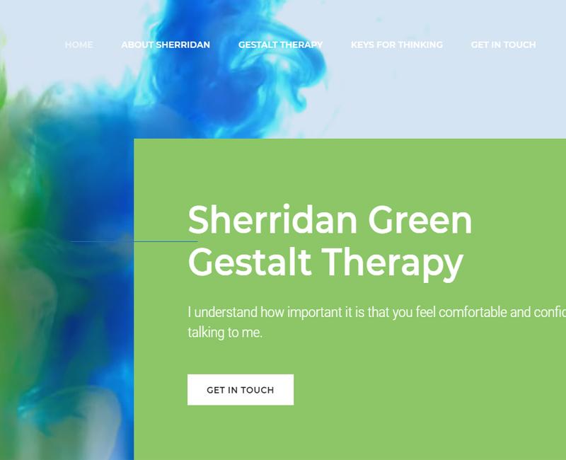 Sherridan Green Gestalt Therapy